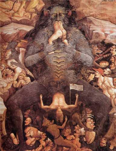 Satan Painting