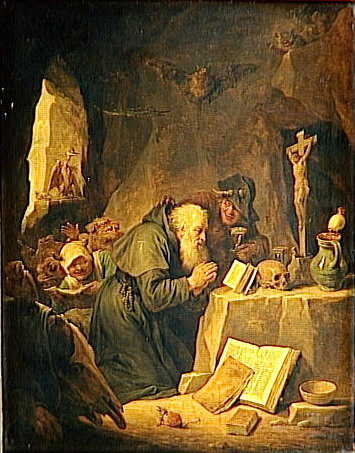 17 janvier : Saint Antoine le Grand St_antoine
