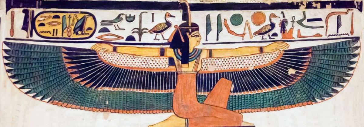 Maât - Déesse de l'Egypte antique