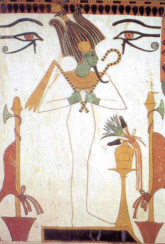 Osiris dieu
