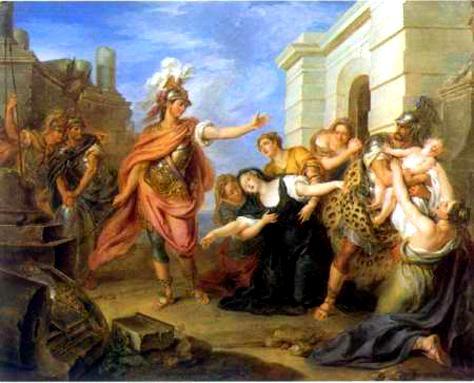 texte grec andromaque d euripide