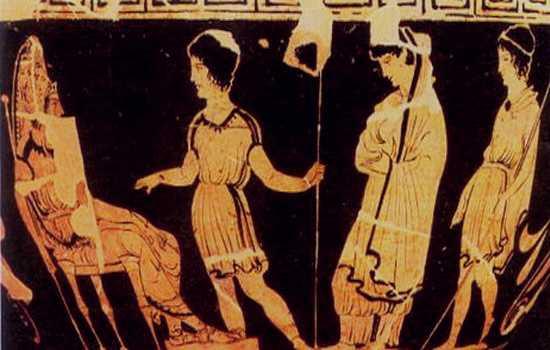Mythologie Grecque Cr 233 On