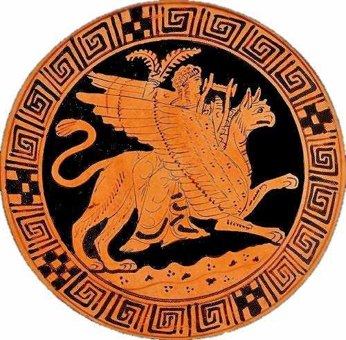La légende d'Hyperborée - Du Mythe à la Réalité Apollon_griffon