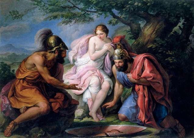 Ulysse rencontre circé