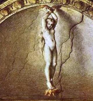 La révolte des dieux contre Zeus Juno_correggio