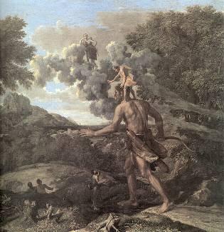 orion mythologie