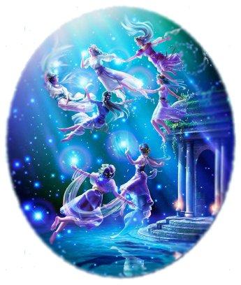 les pleiades mythologie