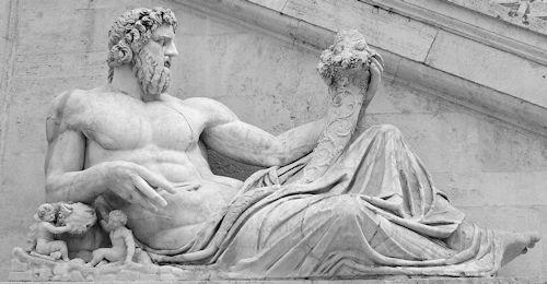 Mythologie Grecque Dieux Fleuves