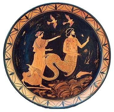 triton dans Mythologie/Légende