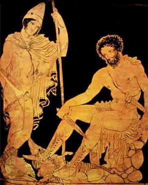 Texte grec odyss e d 39 hom re 1 for Plante ulysse