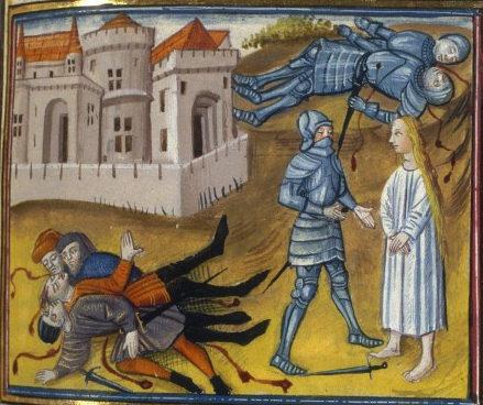 L gendes m di vales bohort - Recherche sur les chevaliers de la table ronde ...