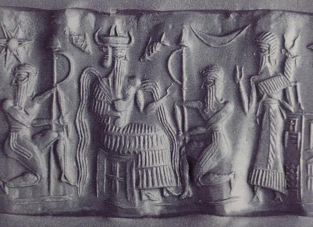 Mythologie de Mésopotamie: Enki / Ea