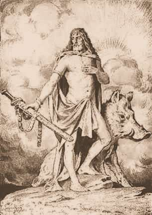 La saga de Thorgal, le héros nordique venu des étoiles Freyr