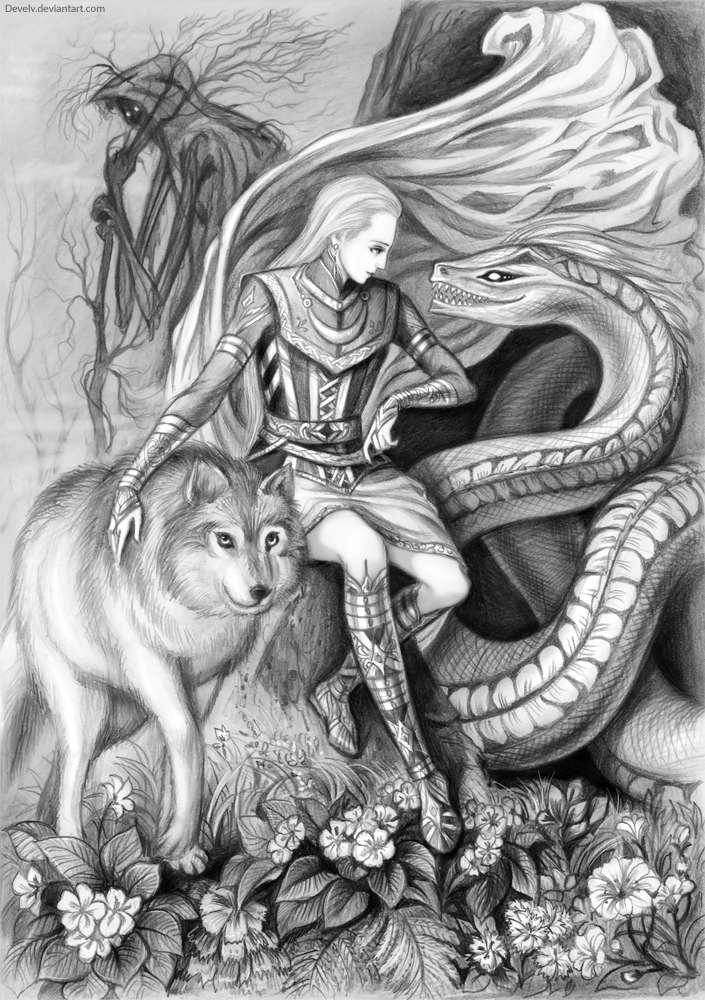 norse mythology and loki Share this:a sutherland – ancientpagescom – loki is an elusive figure in countless northern myths, but he is also the most fascinating of all the members of the.