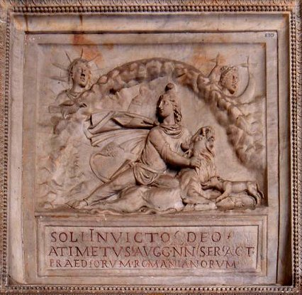 Christianisme et culte de Mithra Mithra03