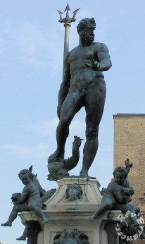 Mythologie romaine : Neptune