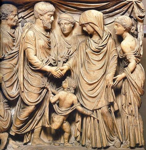 Civilisation Romaine Mariage 1 2