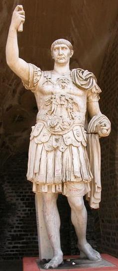 Rome Chrétienne et ses monuments - EUGENE DE LA GOURNERIE - 1867 Trajan